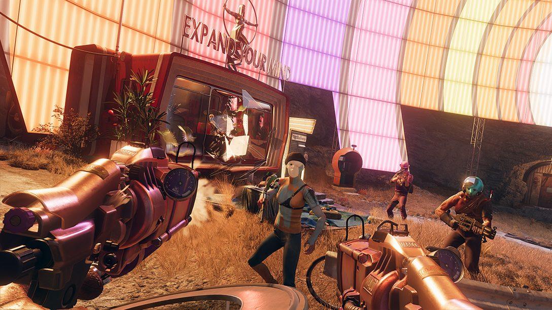 PS5™『DEATHLOOP』で繰り返されるループの流れを開発スタッフ自ら解説! 世界観やシステムの詳細も!