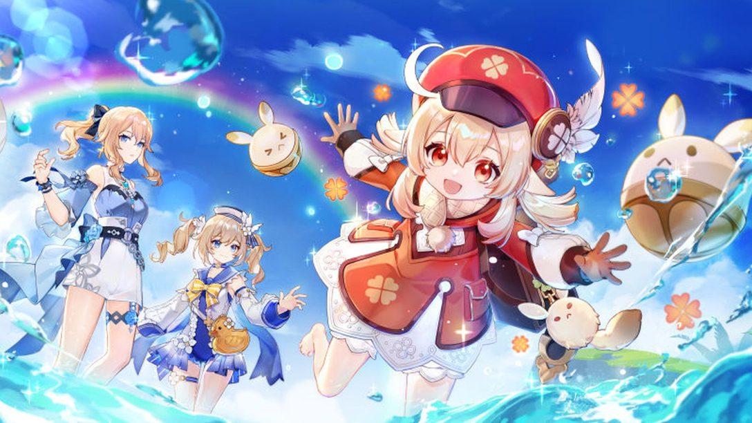 『原神』Ver.1.6アップデート6月9日(水)配信開始!──真夏に情熱的な大冒険を!