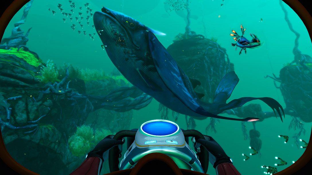 『サブノーティカ: ビロウ ゼロ』本日5月14日発売!──未知の海を生き残り、深海の支配者になれるのか