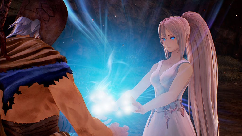 Screenshot from tales of arise