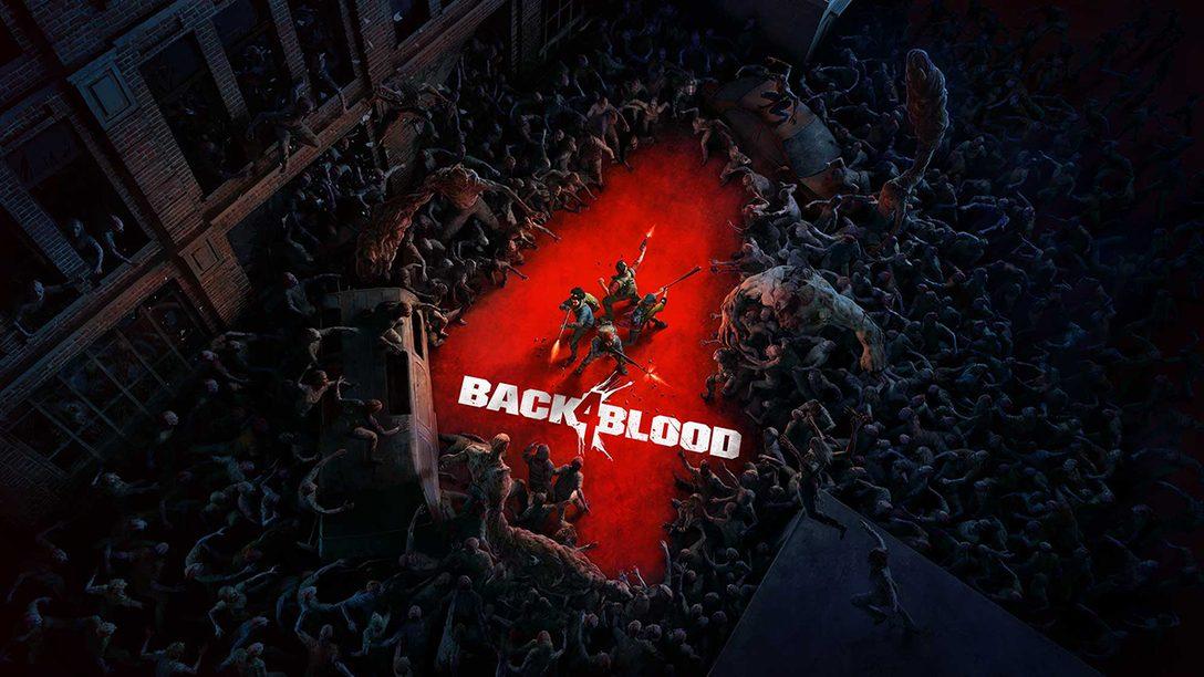 協力型ゾンビFPS『バック・フォー・ブラッド』が10月12日発売決定!