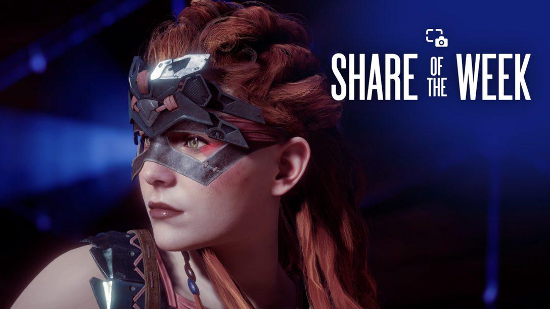 『Horizon Zero Dawn Complete Edition』をテーマに、世界中から届いたキャプチャを厳選して公開!【Share of the Week】