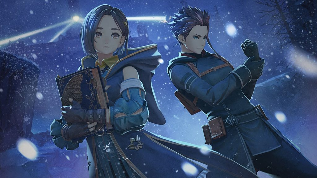 Screenshot 2 of characters from Tales of Arise
