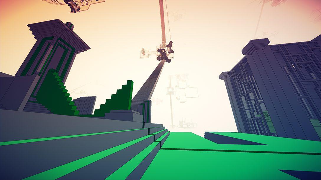 重力を操作して無限の空間を探索! 『マニフォールド ガーデン』プレイレビュー!