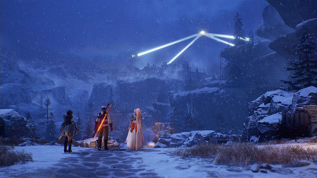 Screenshot of Tales of Arise