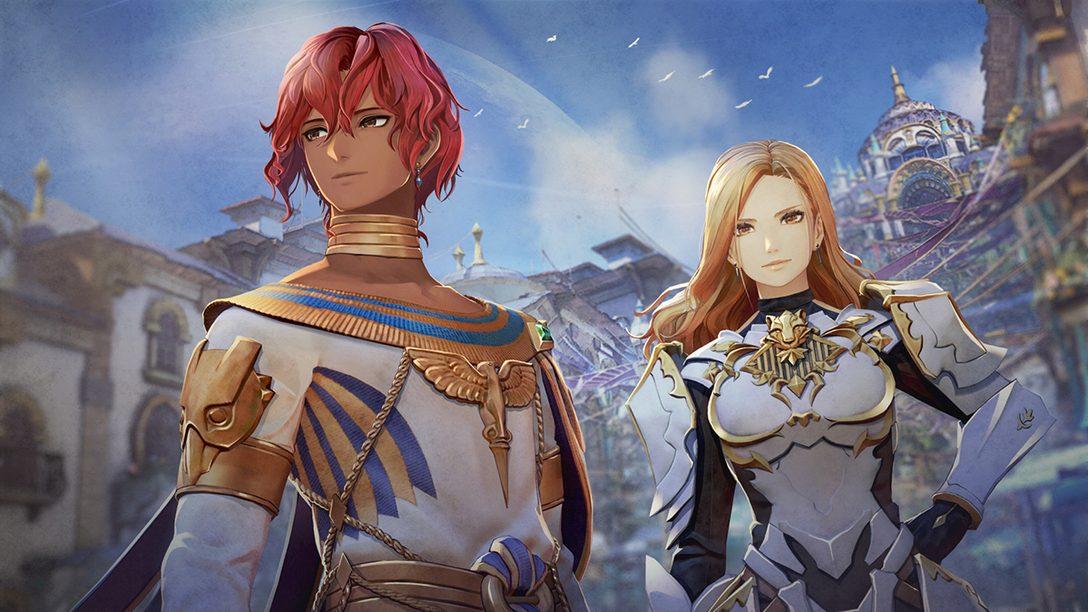 『Tales of ARISE』に新たな仲間「キサラ」「テュオハリム」や謎の剣士登場! バトルや強化・育成システムも公開!