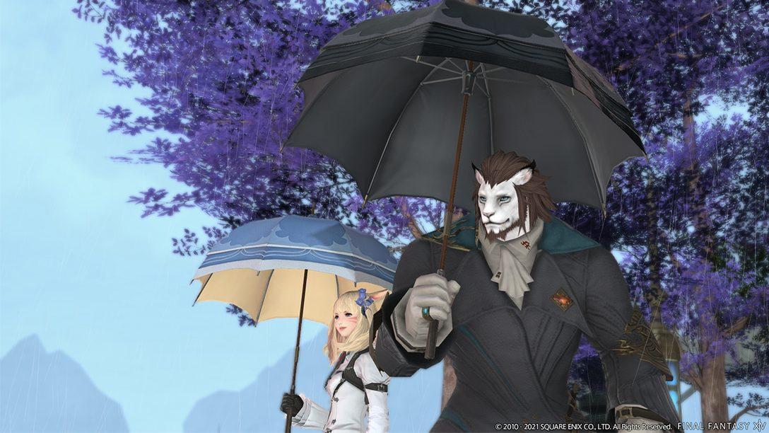 雨が降れば「傘」をさせるエオルゼアの世界──『FFXIV』リードアイテムデザイナー林洋介氏インタビュー