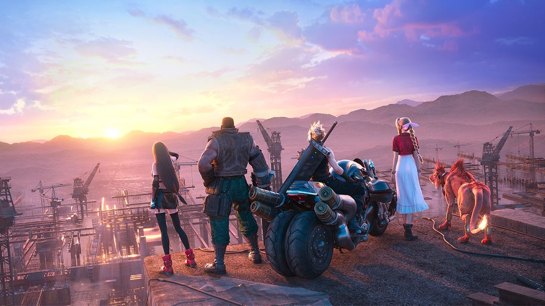 PS5™『FINAL FANTASY VII REMAKE INTERGRADE』本日発売! 強化されたビジュアルでユフィの新規エピソードも楽しめる!