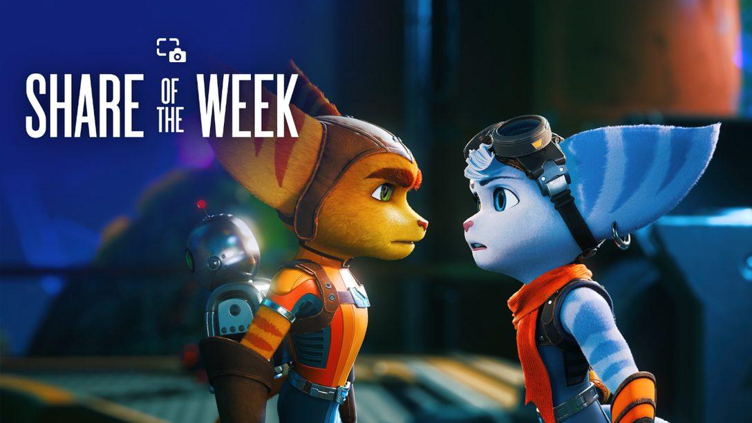 『ラチェット&クランク パラレル・トラブル』をテーマに、世界中から届いたキャプチャを厳選して公開!【Share of the Week】