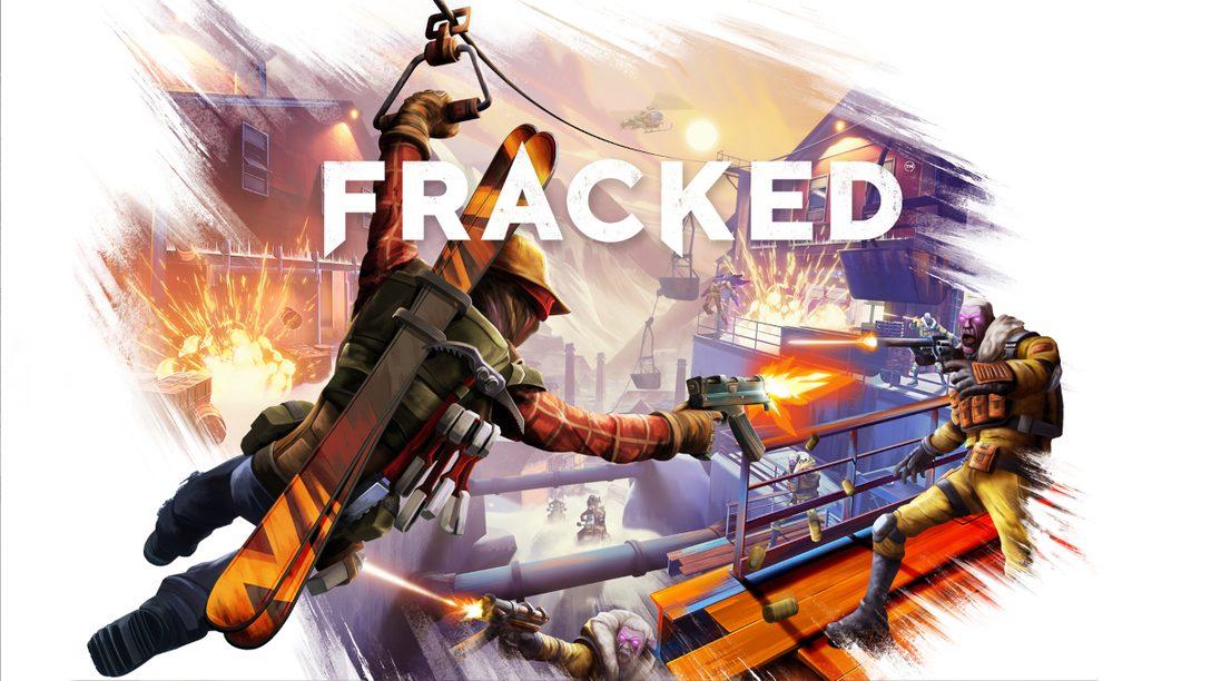 【PS VR】『Fracked』雪山を舞台にした、ハイペースのFPSアドベンチャーの最新映像が公開!