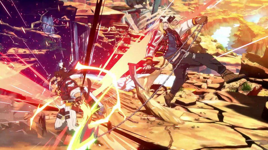 PS5™/PS4®『GUILTY GEAR -STRIVE-』本日発売! 新要素「ウォールブレイク」やアニメ演出の進化で対戦が白熱!