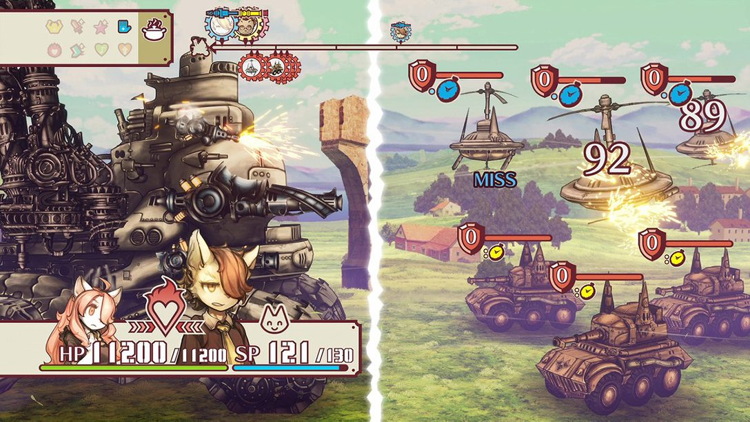 "PS5™/PS4®『戦場のフーガ』7月29日発売決定! ""戦争×復讐×ケモノ""がテーマのドラマティックシミュレーションRPG!"