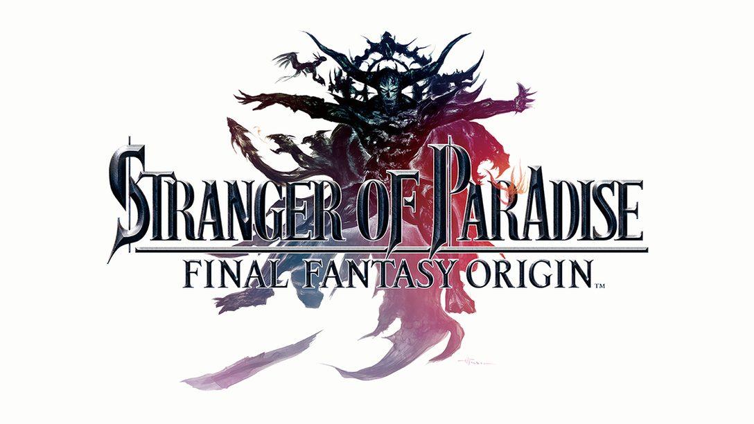 「FINAL FANTASY」シリーズ最新作『STRANGER OF PARADISE FINAL FANTASY ORIGIN』がPS5™/PS4®で発売決定!
