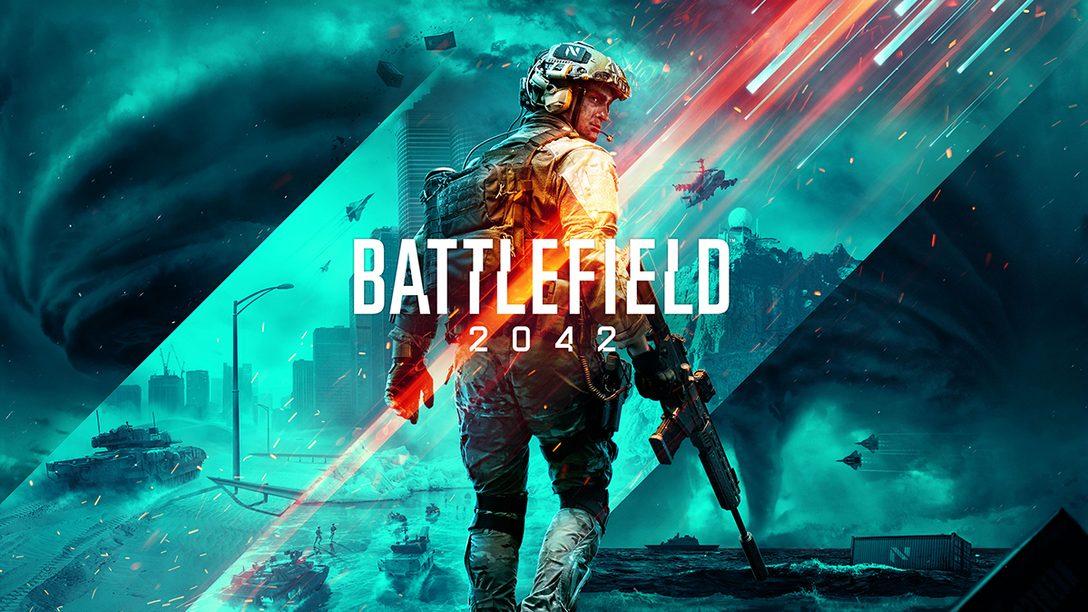 『Battlefield 2042』が10月22日に発売決定!