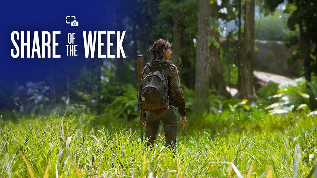 『The Last of Us Part II』発売1周年をテーマに、世界中から届いたキャプチャを厳選して公開!【Share of the Week】