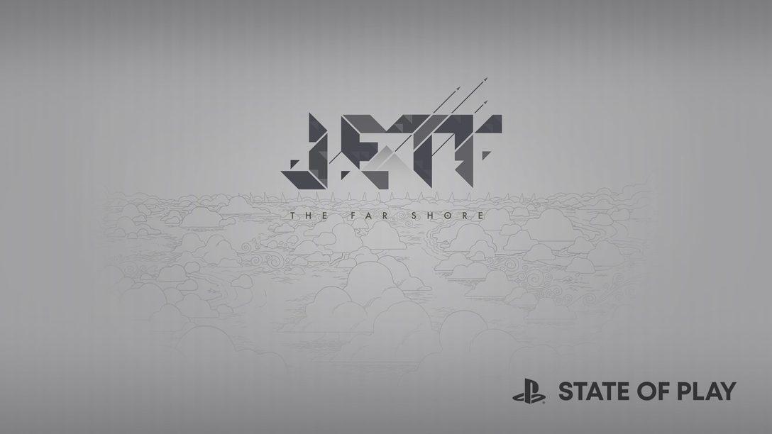 『JETT : The Far Shore』のゲームプレイ映像を初公開!