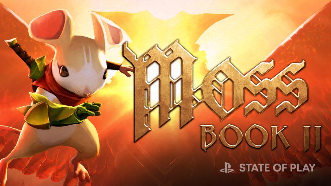 PS VR『Moss:Book II』で、ネズミのヒーローQuillの壮大な旅が再び始まる!