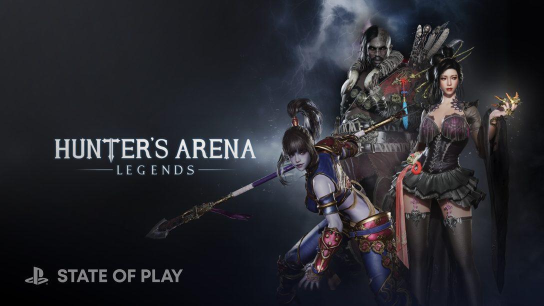 30人によるバトルロイヤルゲーム『ハンターズアリーナ:レジェンド』がPS5™/PS4®で8月3日発売決定!