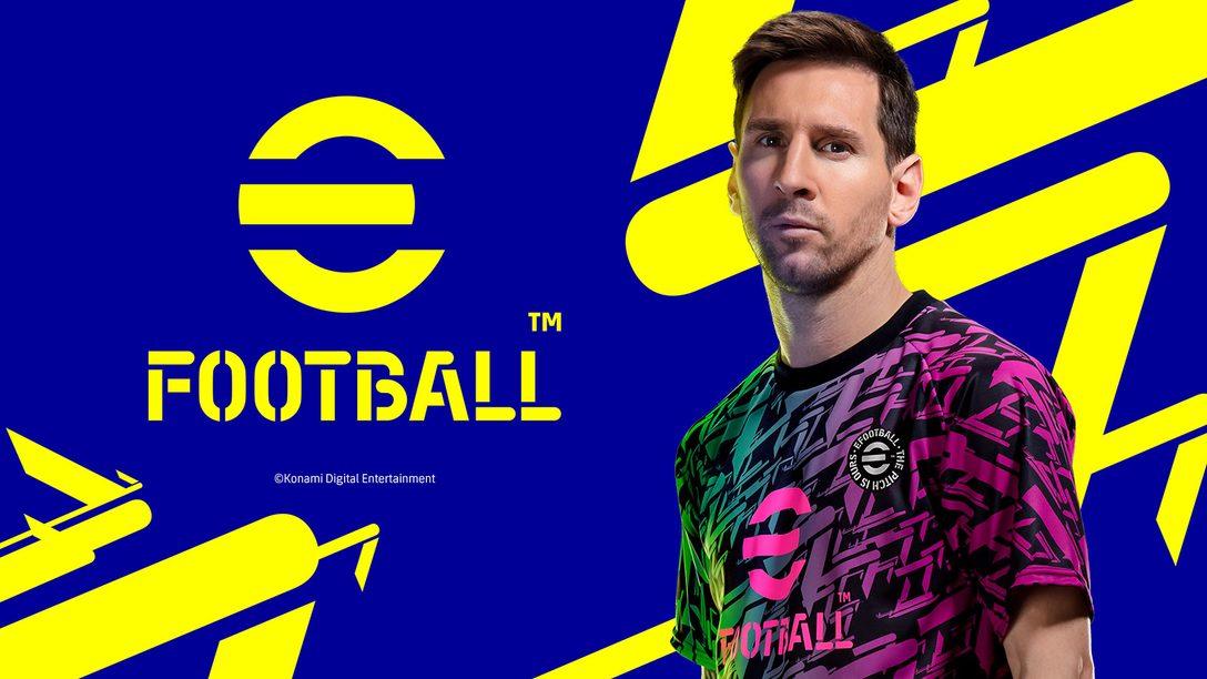 「ウイニングイレブン」が『eFootball™』として生まれ変わる! 家庭用・モバイル向け最新作がPS5™/PS4®で今秋配信!!