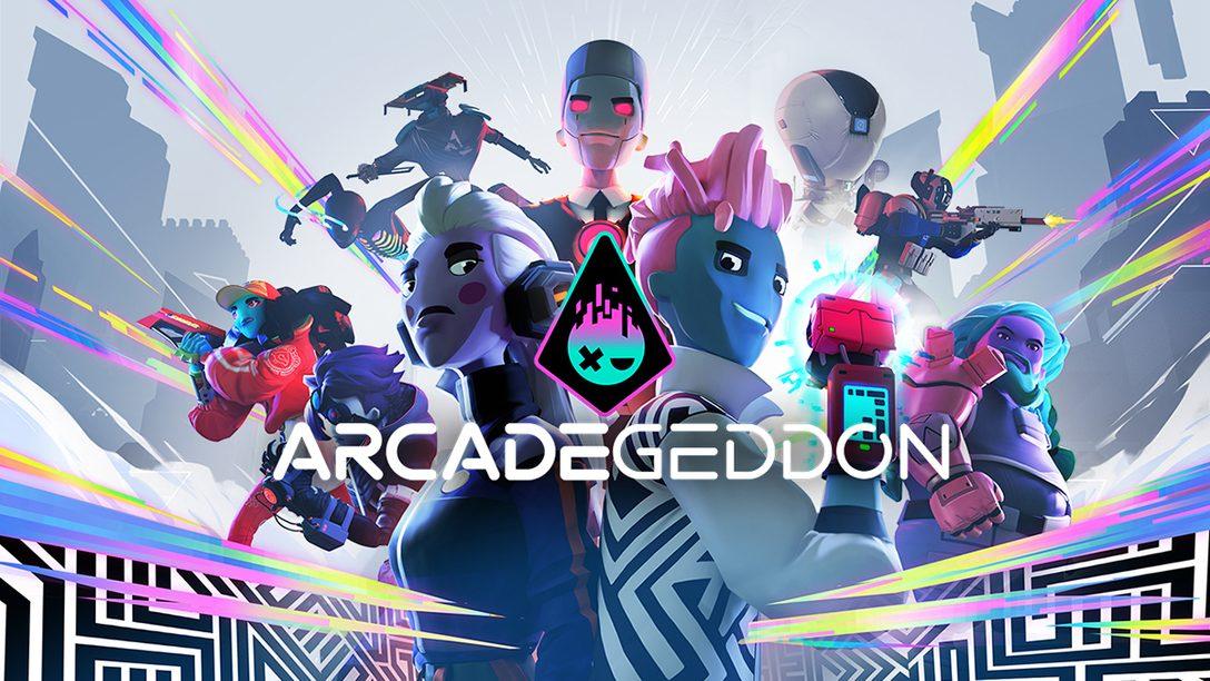 PS5™『Arcadegeddon』本日7月9日よりアーリーアクセス開始!