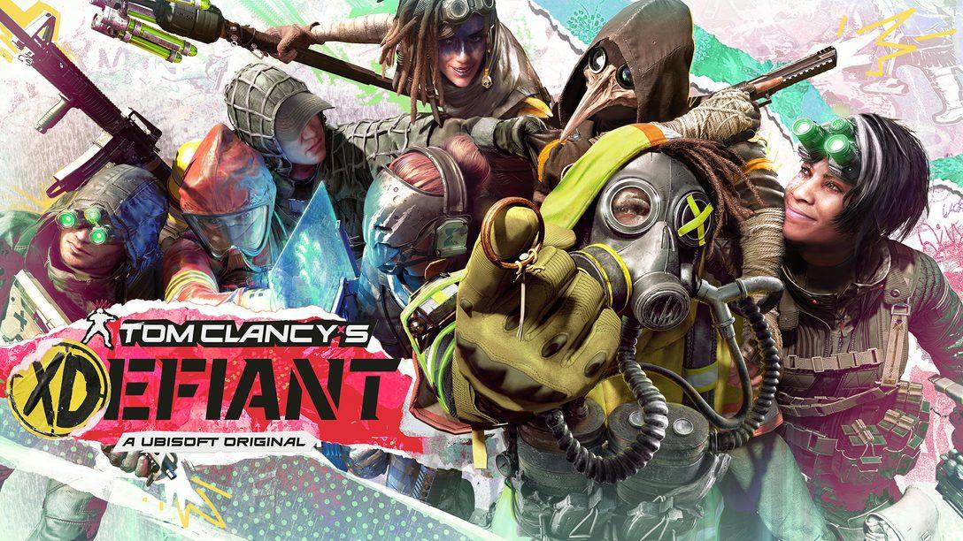 6vs6のチーム対戦が楽しめるアリーナシューター、基本プレイ無料の『エックスディファイアント』発表!