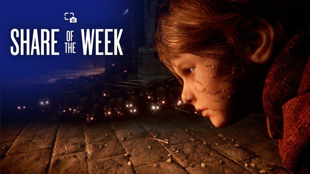 『プレイグ テイル -イノセンス-』をテーマに、世界中から届いたキャプチャを厳選して公開!【Share of the Week】