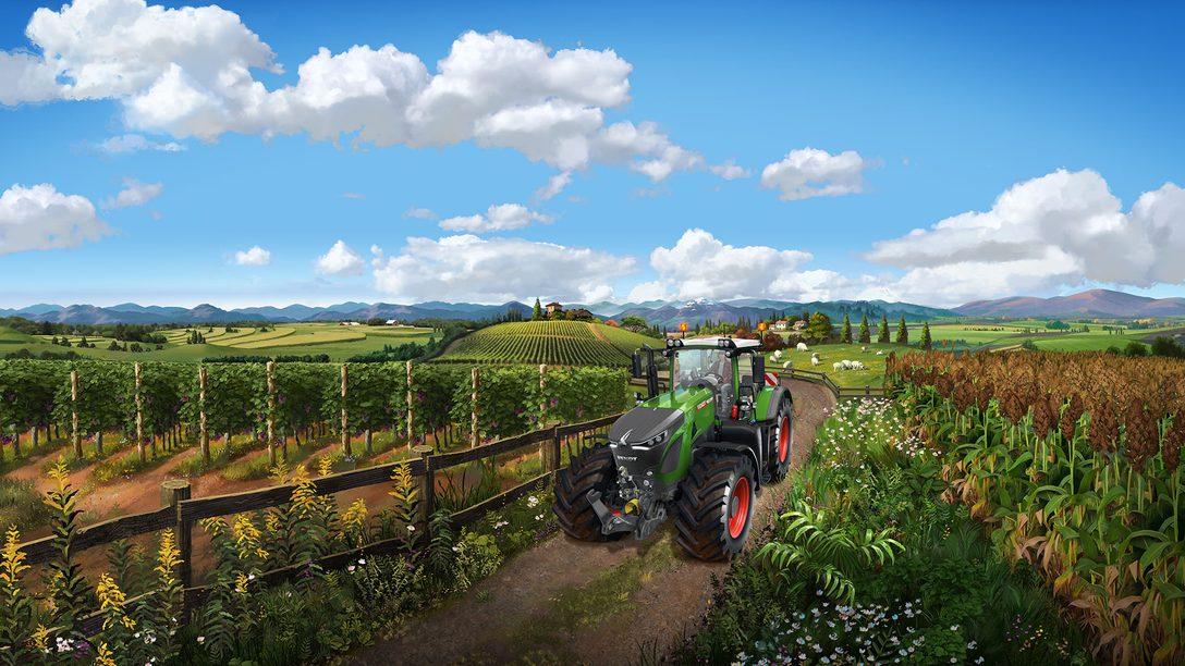 リアルな農業体験シミュレーション最新作! 11月25日発売『ファーミングシミュレーター 22』本日より予約受付開始!
