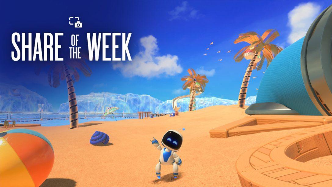 「夏」をテーマに、世界中から届いたキャプチャを厳選して公開!【Share of the Week】