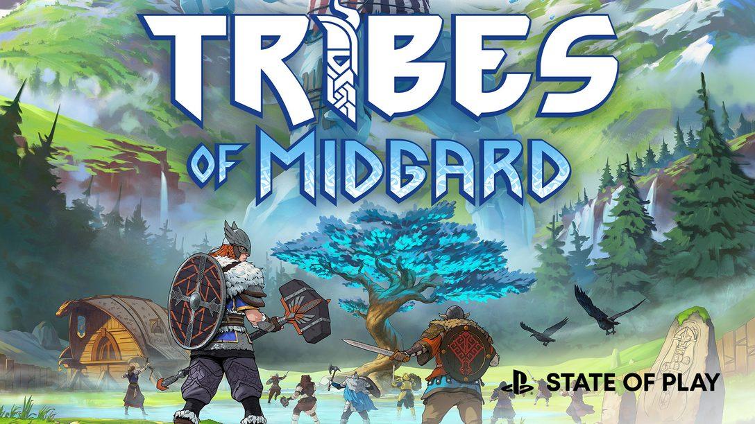 7月27日発売『Tribes of Midgard』のアップデート情報をチェックしよう!