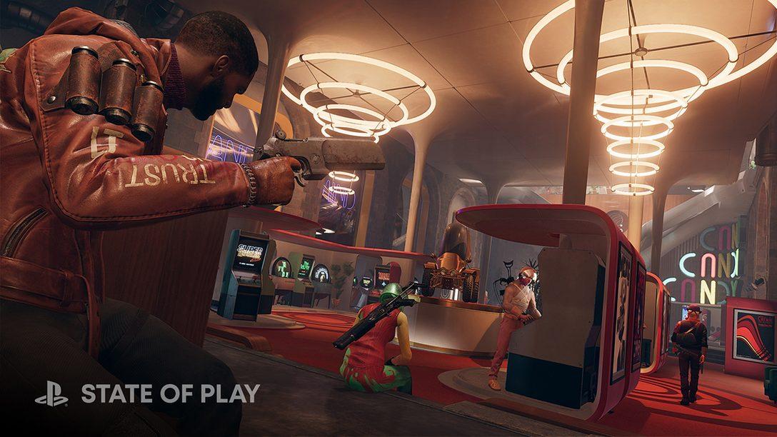 『DEATHLOOP』の長尺ゲームプレイ映像を初公開!