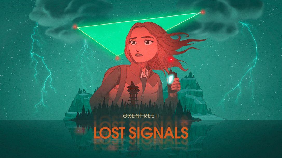 『OXENFREE II: Lost Signals』がPS5™とPS4®に登場! 新たな主人公Rileyとなって、故郷の謎を解き明かそう!