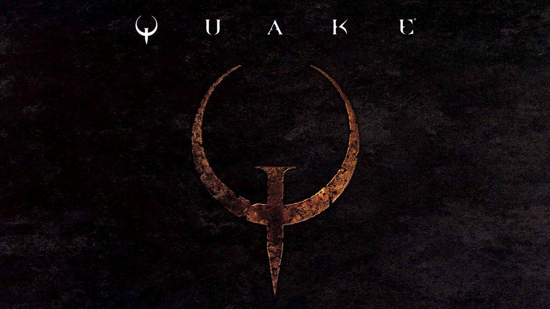 『Quake』がPS4®とPS5™で発売中! ゲーム業界に大きな影響を与えた、オリジナルの『Quake』についてご紹介します!