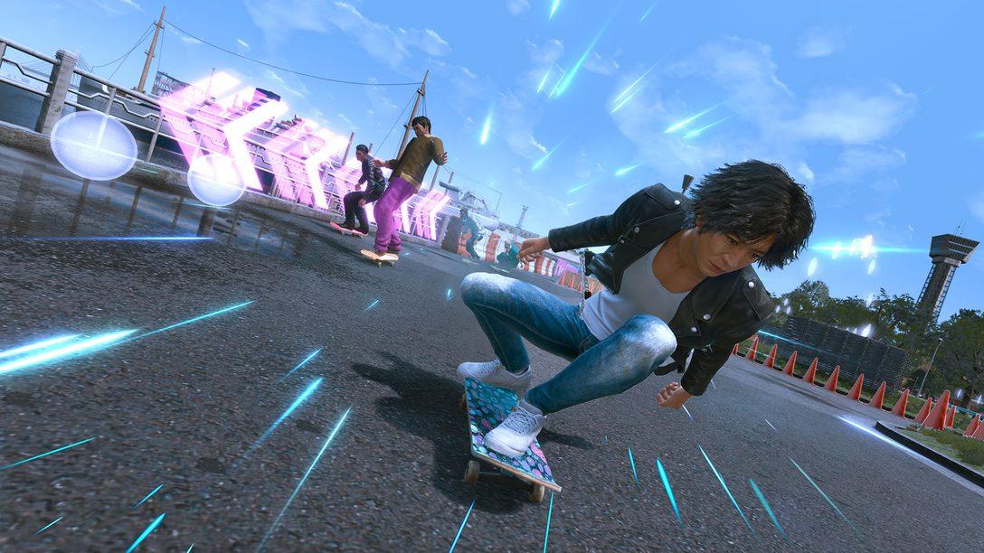『LOST JUDGMENT:裁かれざる記憶』の舞台となる横浜・伊勢佐木異人町のプレイスポットと遊べるミニゲームが公開!