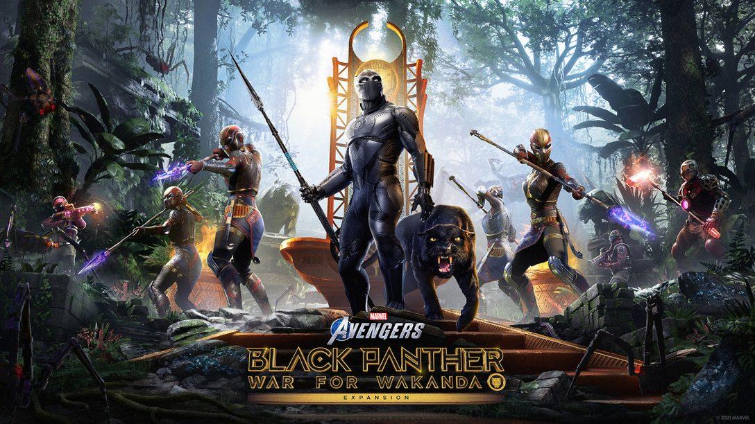 『Marvel's Avengers (アベンジャーズ)』――新エキスパンション「ワカンダの戦い」をおさらい!