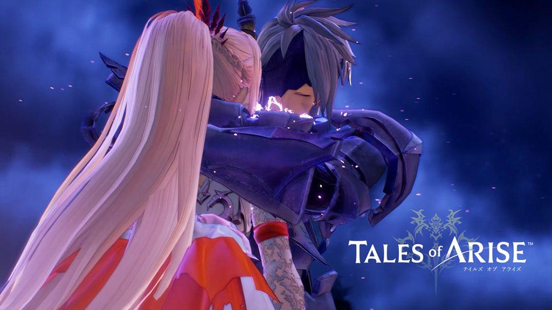 『Tales of ARISE』の絢香とのタイアップが決定! タイアップ楽曲を使用した新CMも先行公開!