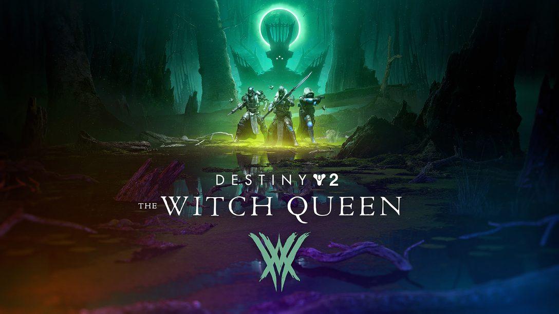 『Destiny 2』の次期拡張コンテンツ「漆黒の女王」が2022年2月23日発売決定!