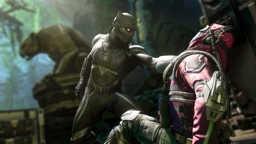 『Marvel's Avengers (アベンジャーズ)』――ワカンダをゲームで実現させるにあたって、こだわったものとは?