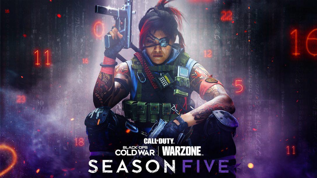 『CoD:ブラックオプス コールドウォー』『CoD:ウォーゾーン』――シーズン5が日本時間8月13日(金)開幕!