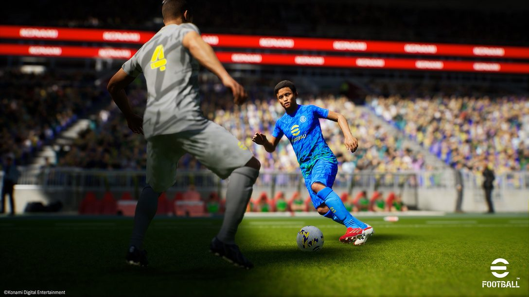 ボール周辺5mの進化でサッカーが変わる! 『eFootball™』のゲームプレーの詳細が公開!