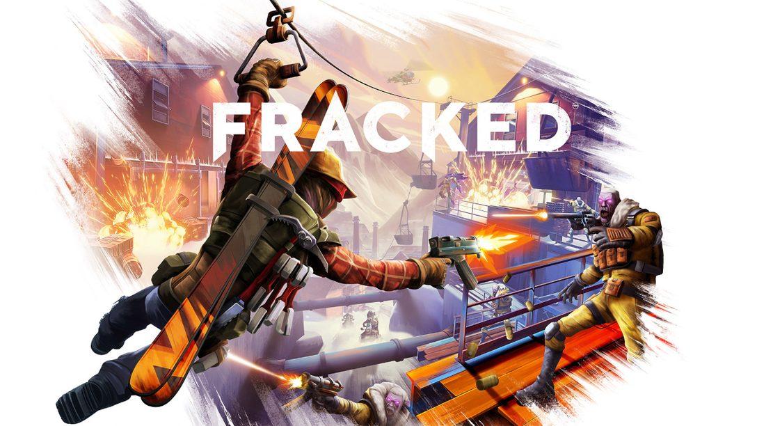"PS VR『Fracked』が本日発売! ""ラン&カバー""ガンプレイが特徴的なアクションアドベンチャー!"