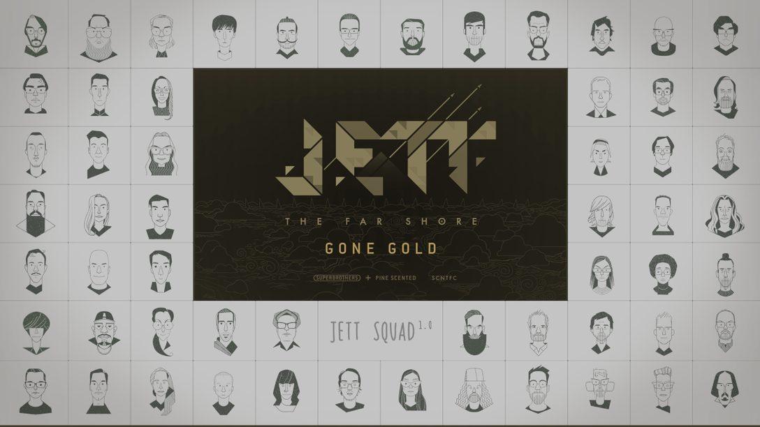 PS5™/PS4®『JETT : The Far Shore』が10月5日(火)に発売決定! 最新トレーラーとこれまでの道のりを開発者が語る