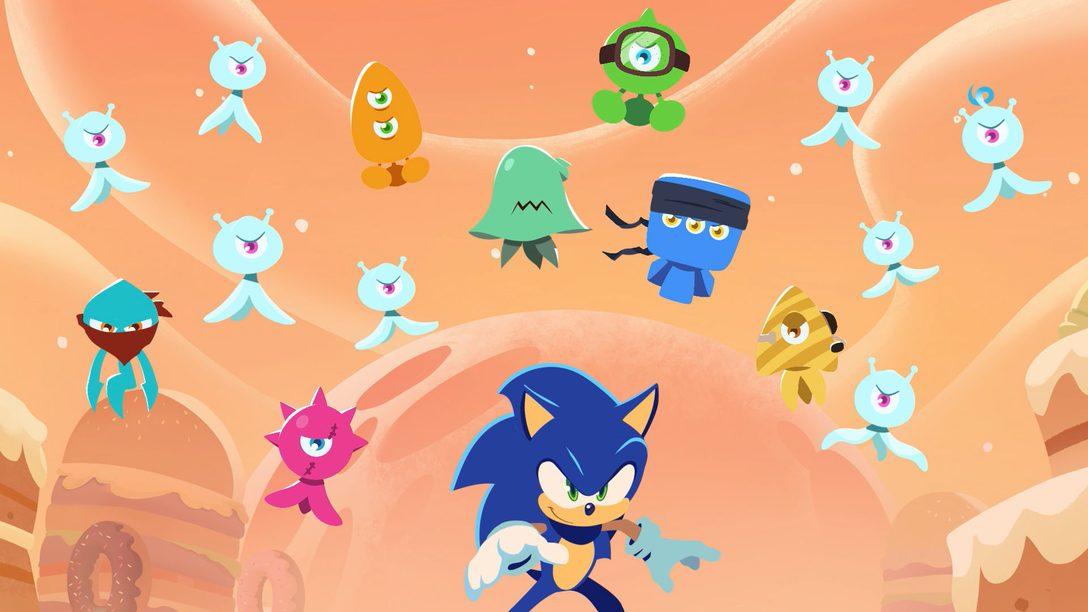 『ソニックカラーズ アルティメット』の前日譚ショートアニメ「Sonic Colors Rise of the Wisps」が公開!