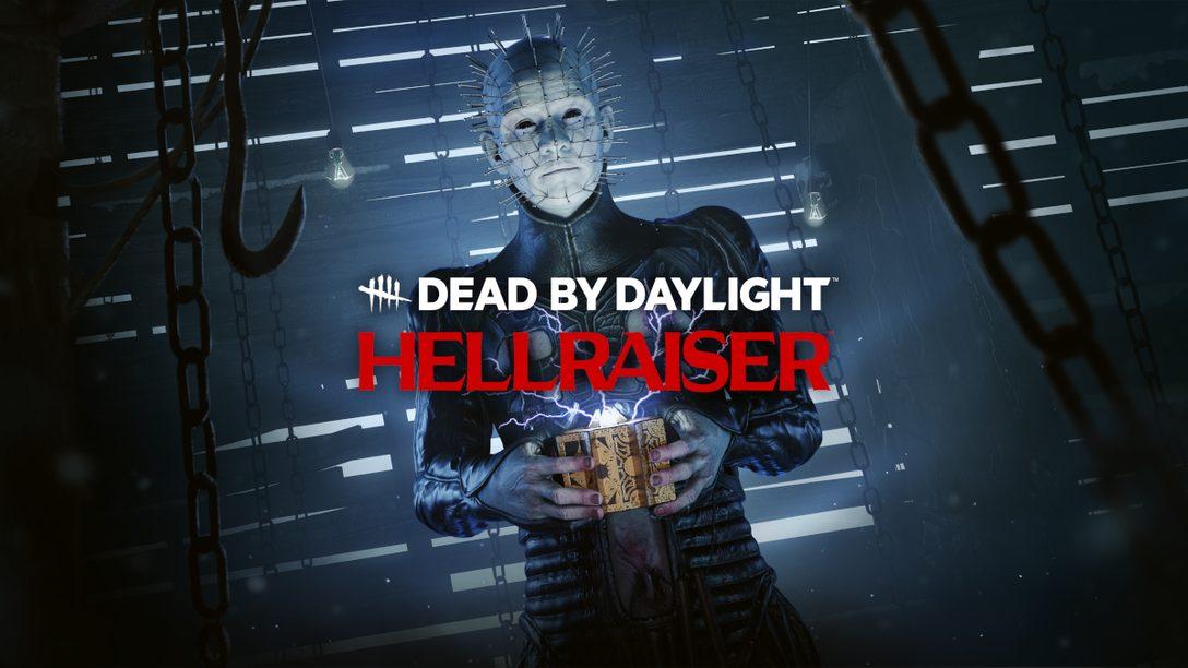 『Dead by Daylight』で最新チャプター「HELLRAISER」が開幕! 新キラー、ピンヘッドの製作現場や新しいパークに迫ります!