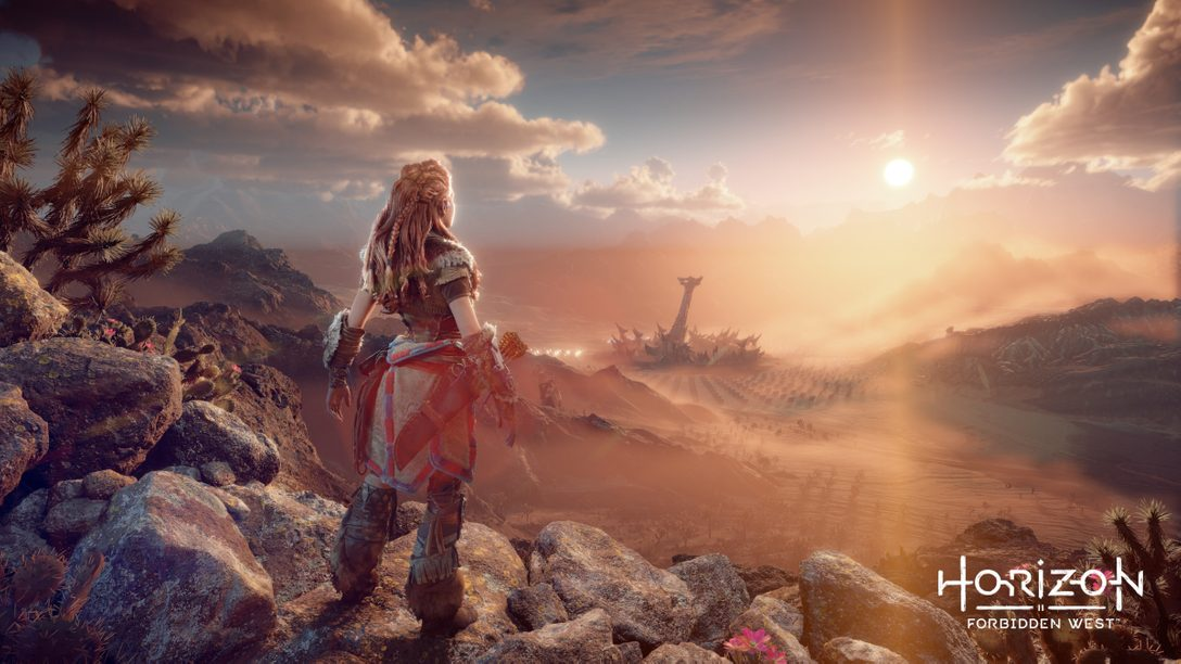 『Horizon Forbidden West』で描かれる主人公アーロイの新章! 開発スタジオが語る続編での進化と成長とは?