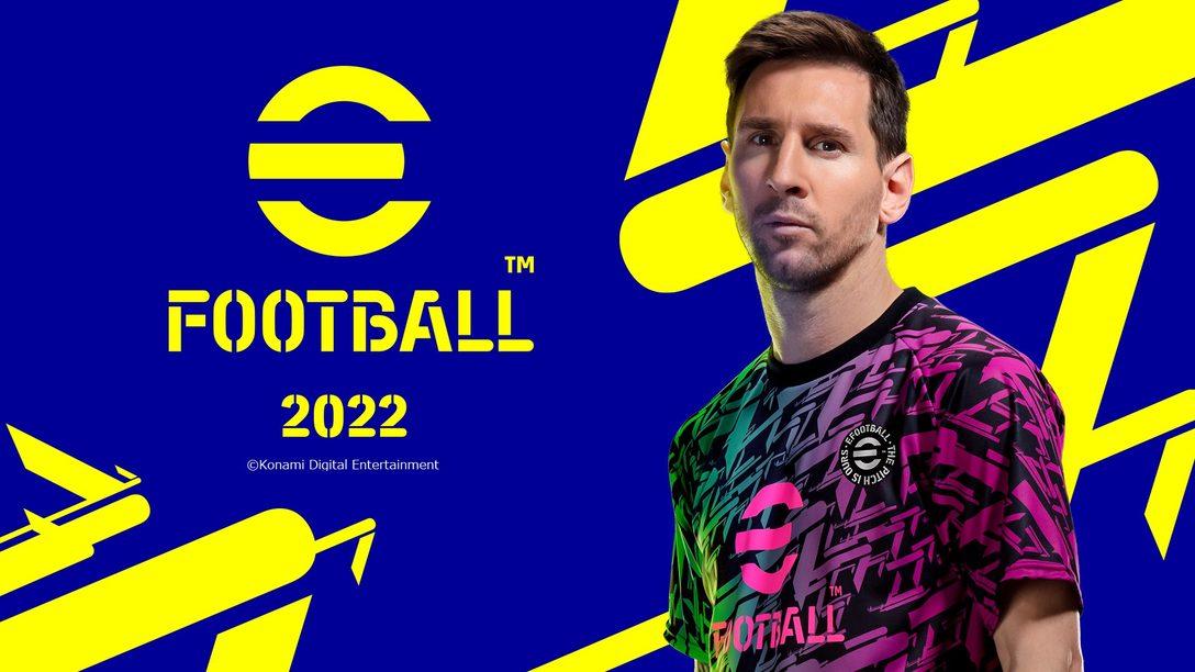 基本プレイ無料のPS5™/PS4®『eFootball™ 2022』が9月30日配信決定! 遊びの中心「eFootball™ World」の概要も公開