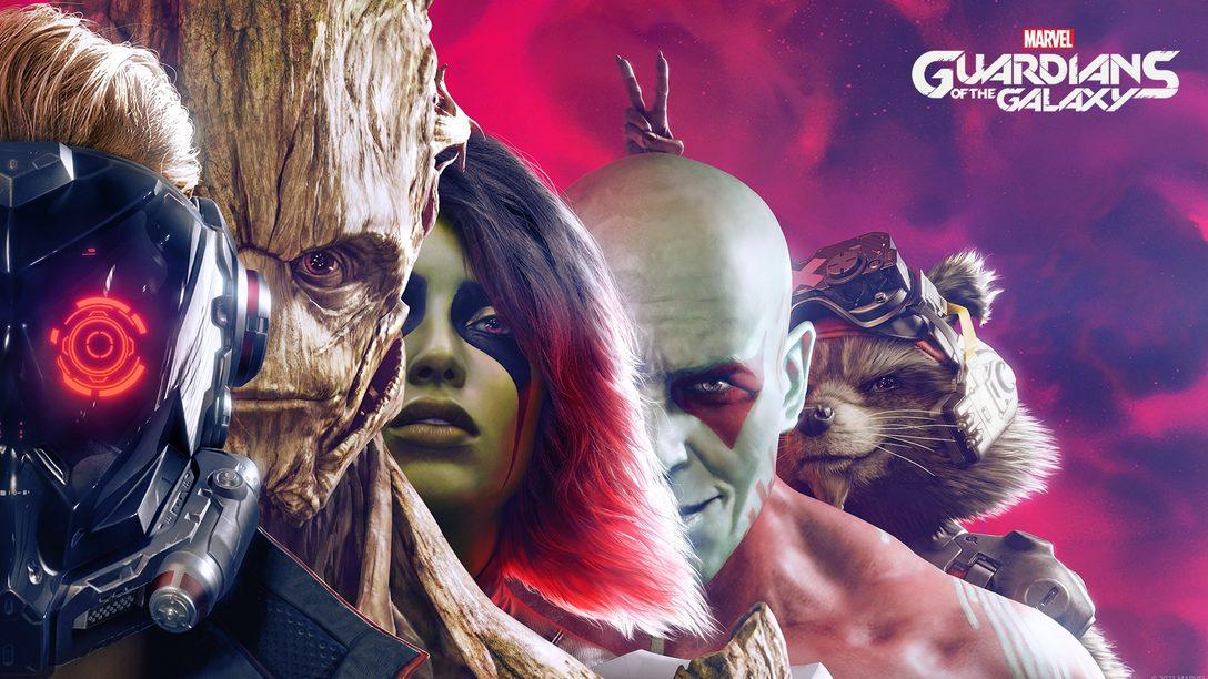 『Marvel's Guardians of the Galaxy』のストーリートレーラーを解説