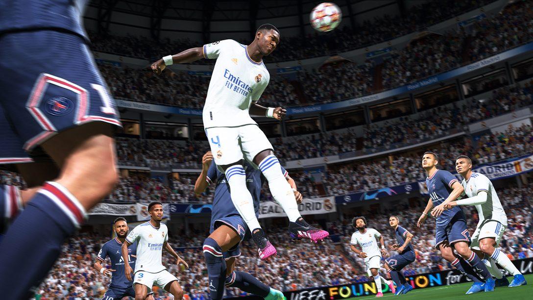 『FIFA 22』の最先端技術が実現したリアルなゲームプレイ! 『Ultimate Edition』本日先行配信開始!【特集第1回】