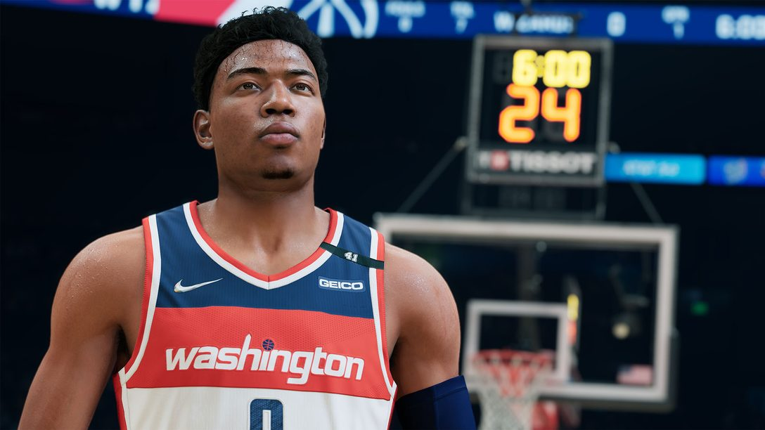 PS5™/PS4®『NBA® 2K22』本日発売! ゲームプレイの刷新でワンランク上のバスケットボール体験を実現!