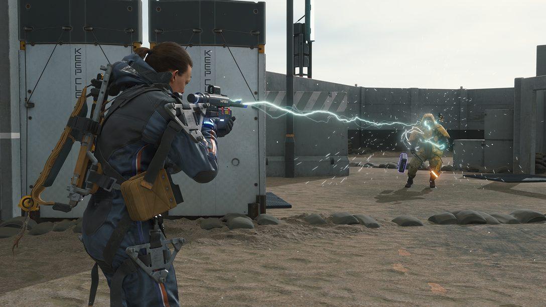 『DEATH STRANDING DIRECTOR'S CUT』発売直前レビュー! PS5™の機能と拡張要素でプレイ体験はこう進化する!
