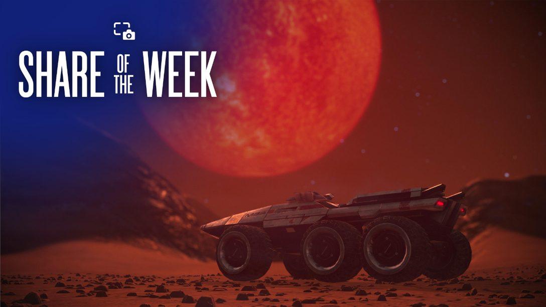 「旅」をテーマに、世界中から届いたキャプチャを厳選して公開!【Share of the Week】